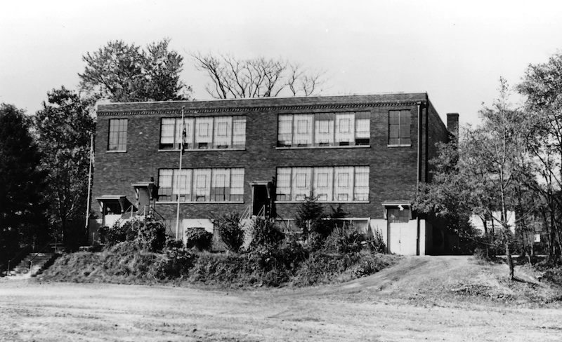 Somerset School around 1930