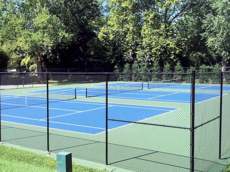 Somerset Tennis Courts